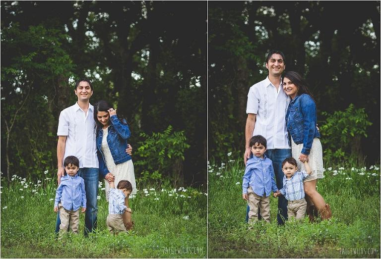 family portrait austin