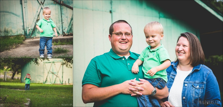 dripping springs family session